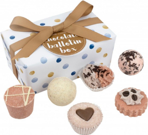 Chocolate Luxury Ballotin Box